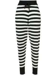 полосатые брюки Hailey  Morgan Lane