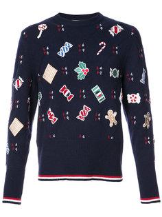 трикотажный свитер Thom Browne
