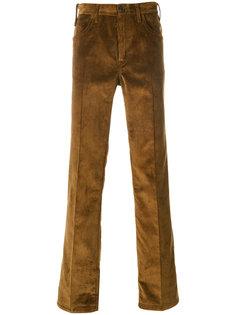 вельветовые брюки Prada