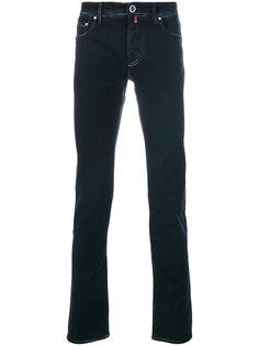 джинсы с заплатками Jacob Cohen