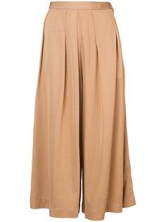 широкие укороченные брюки Rachel Comey