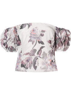 Boie floral blouse  Brock Collection