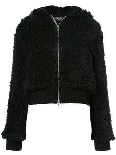 куртка с капюшоном Amiri