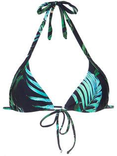 Kuta printed bikini top Lygia & Nanny