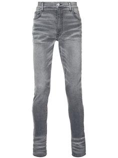джинсы кроя слим Amiri