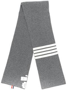 шарф с полосками Thom Browne