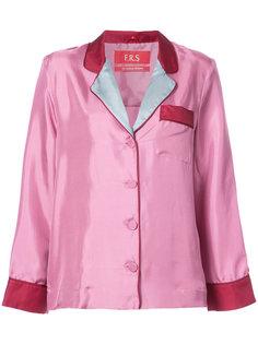 блузка на пуговицах F.R.S For Restless Sleepers