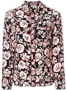 рубашка Floral Leaf Kenzo