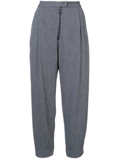 широкие строгие брюки Rachel Comey
