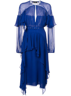 ruffled midi dress Rachel Comey