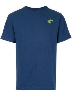 футболка с вышитой грушей Jupe By Jackie