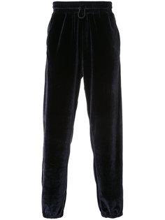 спортивные брюки с эластичным поясом Golden Goose Deluxe Brand