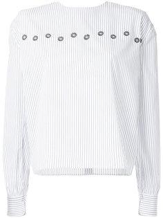 блузка в тонкую полоску Jupe By Jackie