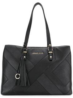 сумка-тоут с панельным дизайном Versace Jeans