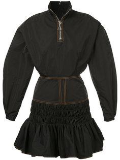 платье Tennessee Rouche Ellery