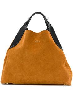 большая сумка-тоут Cabas Lanvin