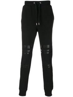 спортивные брюки с панельным дизайном Les Hommes Urban
