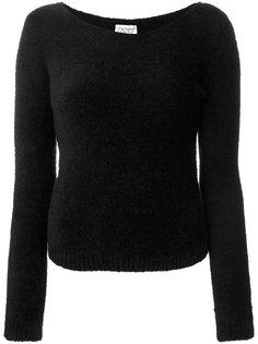 свитер текстурной вязки Twin-Set