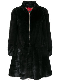 пальто из искусственного меха Twin-Set