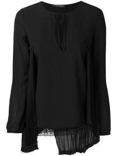 блузка с кружевом Twin-Set