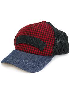 бейсбольная кепка с логотипом Dsquared2