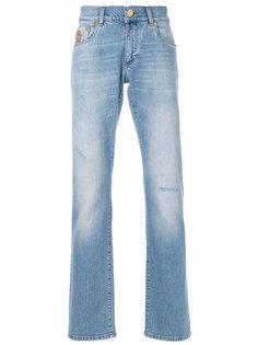 джинсы кроя слим Simon Billionaire