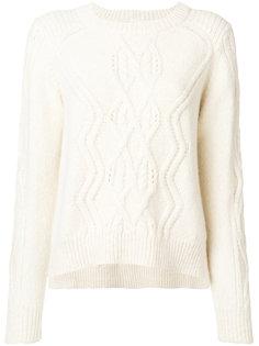 свитер вязки с косичками Elena Isabel Marant
