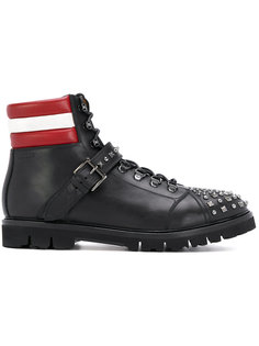 армейские ботинки Champions Bally
