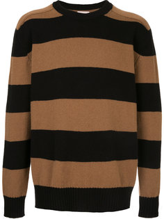 полосатый свитер Laneus
