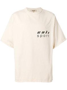 футболка плотной вязки Yeezy