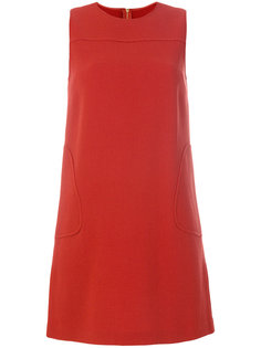 короткое платье-шифт LAutre Chose