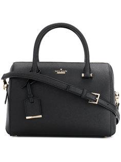 сумка-тоут с бляшкой-логотипом Kate Spade