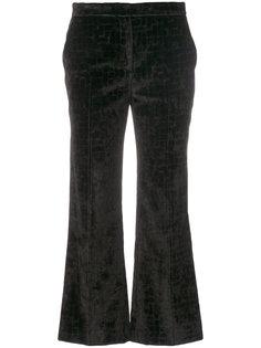 широкие укороченные брюки  LAutre Chose