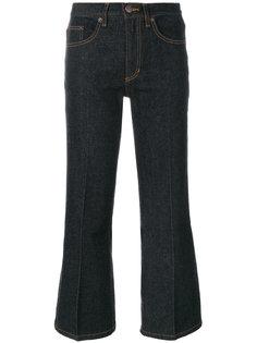 укороченные джинсы Marc Jacobs