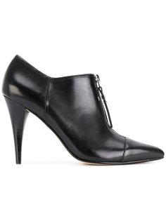 ботинки на молнии с заостренным носком Michael Michael Kors