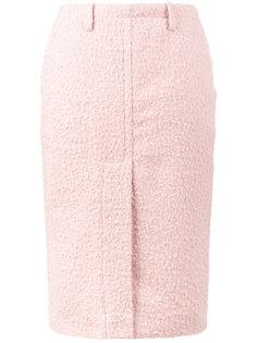юбка-карандаш с начесом  Marni
