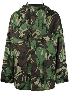 куртка Miles с камуфляжным принтом Rag & Bone