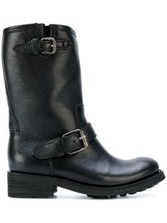 ботинки с ремешками Ash