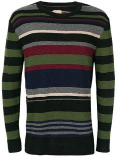 свитер в полоску Nudie Jeans Co