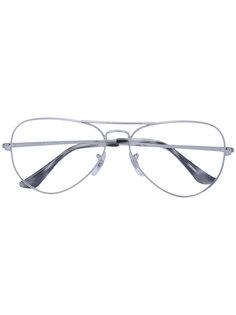 очки в оправе авиатор Ray-Ban