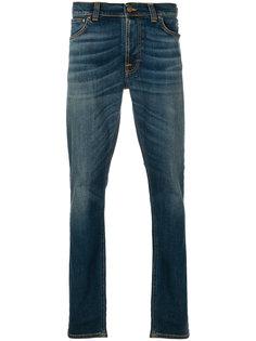 джинсы кроя слим Nudie Jeans Co