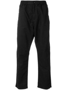 брюки с заниженной посадкой White Mountaineering