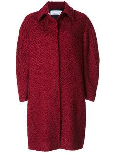 однобортное пальто Gianluca Capannolo