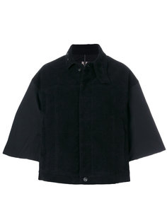 свободный пиджак на пуговицах  Rick Owens DRKSHDW