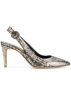 туфли-лодочки Dahlia с открытой пяткой Rupert Sanderson