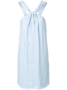 платье с вырезом-халтер Rag & Bone