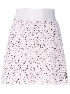 фактурная мини-юбка  Moncler Gamme Rouge
