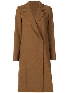 пальто с потайной пуговицей  Etro