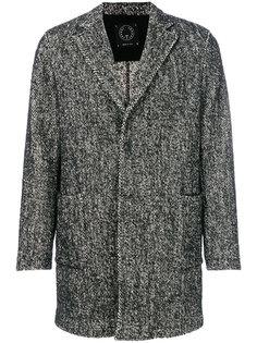 пальто-миди с накладными карманами Tonello