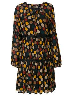 платье в горох Steffen Schraut